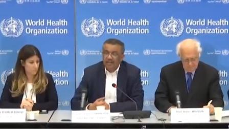 """WHO推迟对新型冠状病毒的界定 110秒了解啥是""""国际关注""""级别"""