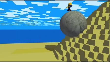 我的世界动画-乱斗集-ALEXSIS