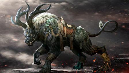 《山海经》中十大上古神兽,麒麟是最为吉祥异兽,与龙齐名!