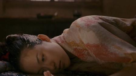 章子怡本色出演《艺伎回忆录》,没用替身,看20遍都不过瘾