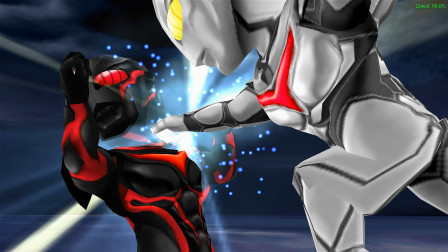 诺亚奥特曼的实力太变态,一出场就秒杀了黑暗扎基,太霸气