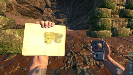 方舟生存进化中心岛地下各入口位置详解