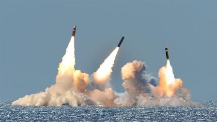 """不再隐藏!最强大潜射导弹曝光,096核潜艇将化身全球""""幽灵杀手"""""""