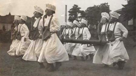 日军投降后,丢下1万名女护士没来得及带走,但却帮了我们大忙