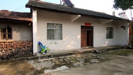 湖北小县城农村,80后的老家,现在一年也回不了几次!