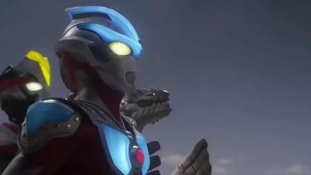 奥特曼:外星人融合多个怪物,变成成超级大boss,出现在奥特曼眼前