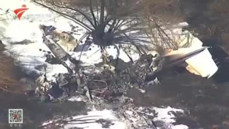 澳大利亚:消防飞机坠毁致3名消防员丧生 珠江新闻眼 20200124