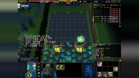 魔兽RPG 军团战争 5 套娃开始了 骷髅海走起 小峰解说