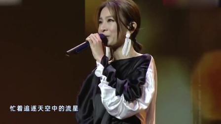 田馥甄深情演唱《小幸运》,一开口瞬间沦陷,满满的青涩爱情记忆