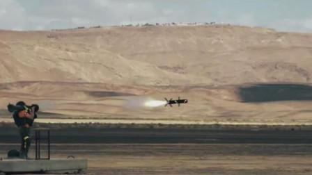 以色列长钉-SR反坦克导弹聚能弹头金属射流击穿多层目标