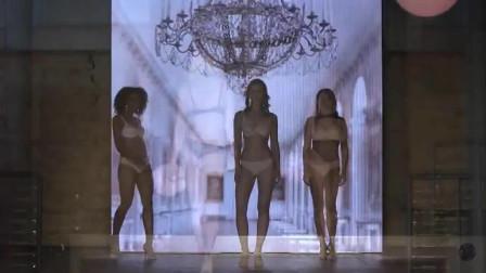 欧美性感内衣秀:还是成熟女人的气质最吸引人