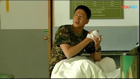 《士兵突击》高连长早起听到许三多讲道理,气的无语!
