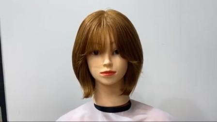 网红款短发修剪技术,学会这几招,剪的发型更时尚