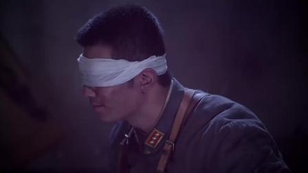 小鬼子夜里带炸药偷袭,战士眼瞎但耳朵好使,救了全营兄弟