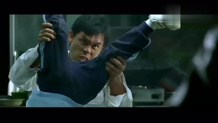 甄子丹这场打戏拳拳到肉,看着真是酣畅淋漓!