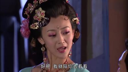 杨贵妃秘史:杨玉环跳舞太像她母亲,皇上和大臣都被她深深吸引
