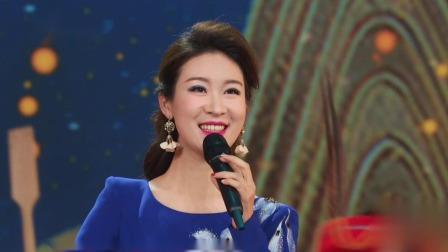 王鹏李怡雯《爱在这里》,动听旋律奏响时代赞歌 广东卫视春节晚会 20200125