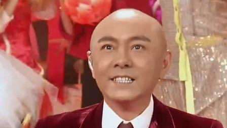 张卫健献唱《恭喜发财》,新年必定鸿运当头 广东卫视春节晚会 20200125