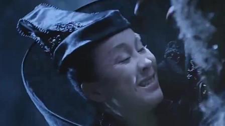狄仁杰之四大天王:武媚娘想做皇帝,被无脸侯袭击,谁知都是幻觉
