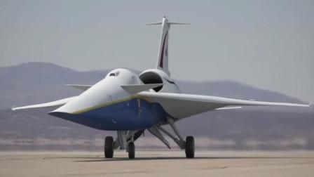 开发中的未来超音速客机