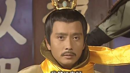 杨广想要一个体面的死法,自己选择了一条黄绸子