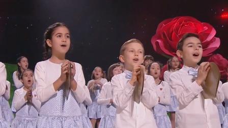 意大利儿童合唱团演绎杜甫名句《绝句二首》(其一),童声传唱中国文化 经典咏流传 第三季 1