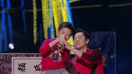 蔡国庆父子演唱《诫子书》,诠释父爱深沉 经典咏流传 第三季 2