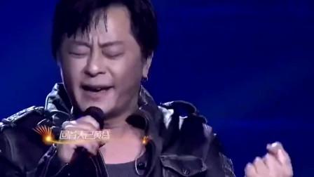 王杰《英雄泪》粤语版,封锁我一生,超好听的经典老歌