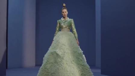 时尚 2020 春夏 Rami Kadi 高级定秀