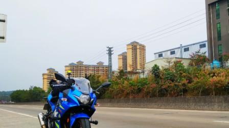 铃木GSX250R返乡大片预告片!一箱油的极限油耗!真实极速!