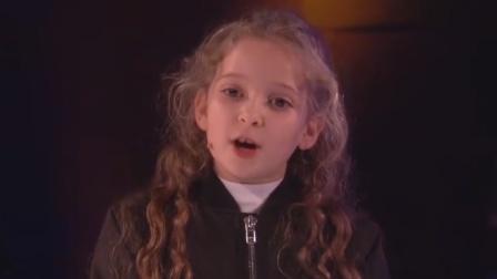 英国达人秀:史上最年轻的魔术师,小女孩的表演简直不可思议!