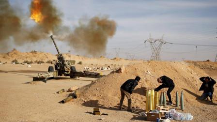 武器禁令禁而不绝,利比亚国民军不再忍耐,两路出击反制对手