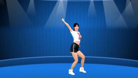 在家别无聊,快跳健身操《专门减肚子赘肉》强身健体身体壮