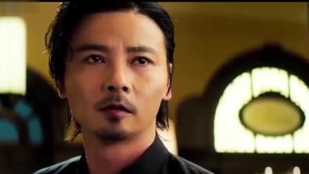 叶问外传:张天志咏春拳暴打外国猛男,看得人热血沸腾,真帅