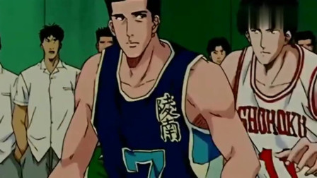 """灌篮高手:""""篮板王""""进化""""超级篮板王"""",跳得更高,跑得更快"""