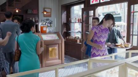 小伙,抢什么不好抢蛋糕店,蛋糕店真的是小本生意啊!