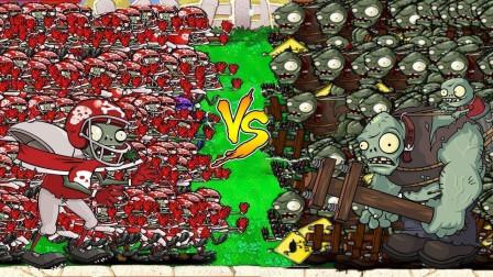 当巨人僵尸霸占花园,没有一颗植物的花园会有怎样的结局?