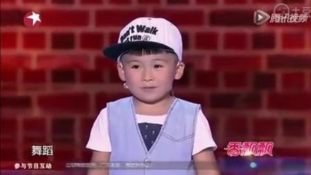 又一个5岁儿童跳舞 秒杀广场舞大妈