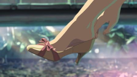 这部美到极致的动画片,每一帧都能做壁纸,连宫崎骏都甘拜下风