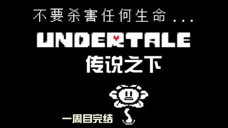 【小臣实况】复仇还是宽恕?-传说之下(undertale)-一周目完结