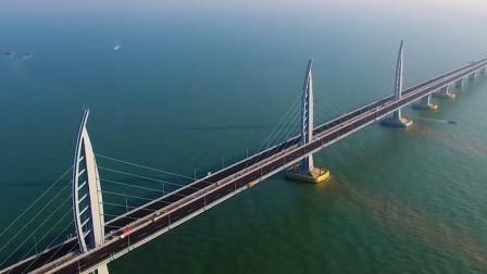 港珠澳大桥为什么是弯的?原来这么多因素,看完想为设计师点赞