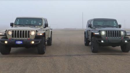 吉普车最新推出角斗士车型,越过牧马人成为越野第一,实战动力如何?