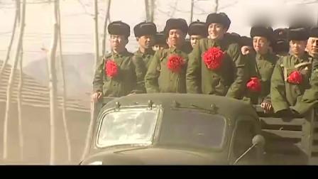 血色浪漫:钟跃民去部队当了兵,脸上洋溢着喜悦的笑容,激动之情溢于言表