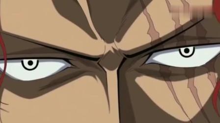 海贼王:海贼里最霸气的男人,连白胡子都说他霸气外露!