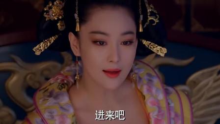 萧淑妃以为自己一石二鸟扳倒了皇后和媚娘却不知早已大祸临头