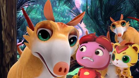 猪猪侠和波比进入黑暗森林怎么办?菲菲呢?
