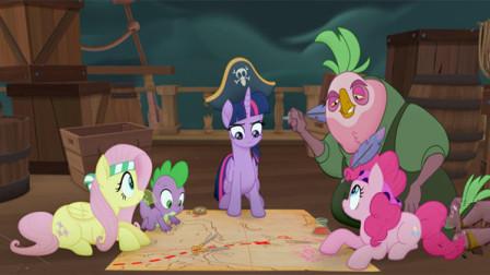 小马宝莉彩虹的力量对战黑暗势力谁赢?