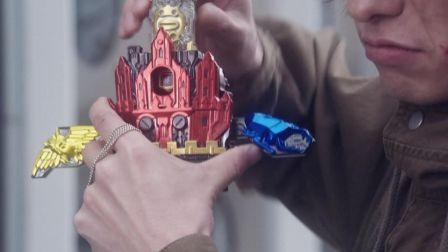 【补档】【收藏级画质 |蓝光丝滑60帧】假面骑士Grease·『完美国度』初登场