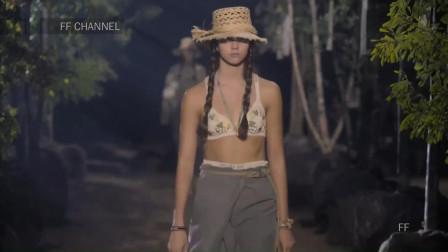 2020 春夏时装秀 时尚 巴黎时装周 Christian Dior 发布会