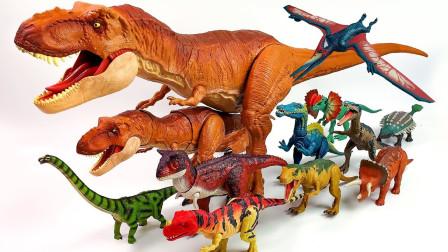 超搞笑!恐龙们带着小王子究竟要去哪里呢?为何他们会吵起来了?儿童玩具亲子益智游戏故事